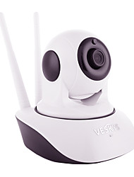 preiswerte -VESKYS 1 mp IP Camera Innen Support64 GB / PTZ / CMOS / Kabellos / Dymatische IP Adresse / Android