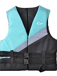 baratos -YON SUB Jaquetas Salva-Vidas Esportes de Inverno, Navegação, Natação Poliéster / Elástico Snorkeling / Surfe / Mergulho Blusas para Adulto