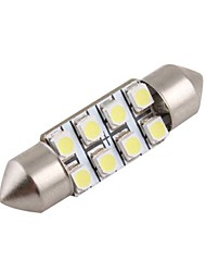 cheap -1 Piece Car Light Bulbs 1.2W LED Interior Lights For universal General Motors All years