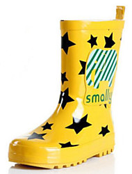 cheap -Girls' Shoes Rubber Spring & Summer Rain Boots Boots for Yellow / Red / Blue