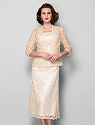 cheap -3/4 Length Sleeve Lace Wedding / Party / Evening Women's Wrap With Rhinestone / Lace Coats / Jackets