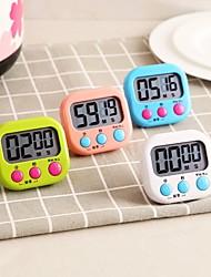 Недорогие -большой lcd цифровая кухня приготовления таймер счетчик вниз часы будильник секундомер магнитный таймер для тренировки спорт
