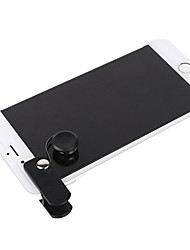 Недорогие -X6 Беспроводное Игровые контроллеры Назначение Android / iOS Портативные Игровые контроллеры Металл 2pcs Ед. изм