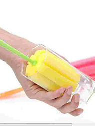 cheap -Kitchen Cleaning Supplies Sponge / Plastic Cleaning Brush & Cloth Simple / Protection / Tools 1pc