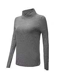 cheap -BARBOK Yoga Sweatshirt / Top Trainer / Yoga / Quick Dry strenchy Sports Wear Women's