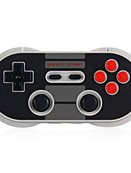 Недорогие -NES30 PRO Беспроводное Игровые контроллеры Назначение ПК, Bluetooth Портативные Игровые контроллеры ABS 1pcs Ед. изм USB 2.0