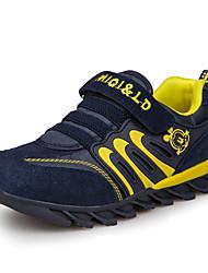 Недорогие -Мальчики Обувь Дышащая сетка Весна лето Удобная обувь Кеды Пряжки для Желтый / Красный / Зеленый