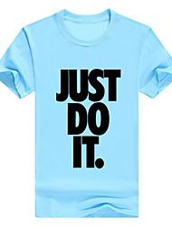 cheap -Women's Cute T-shirt - Letter