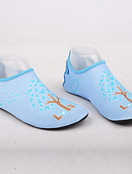 cheap -Water Shoes Spandex for Adults - Anti-Slip Diving / Surfing / Snorkeling