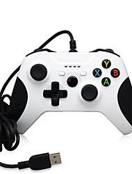 economico -Con filo Controller di gioco Per PC / Xbox Uno ,  Controller di gioco ABS 1 pcs unità