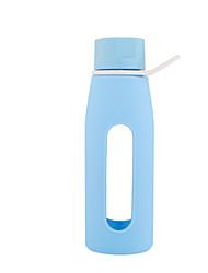 Недорогие -Drinkware силикагель / Полипропилен + ABS Бокал Компактность / Теплоизолированные 1pcs