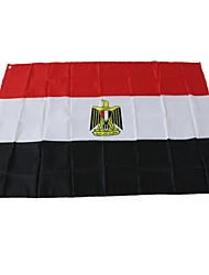 cheap -Holiday Decorations Sports Events / World Cup National Flag World Egypt 1pc