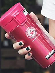 economico -Bicchieri rustless Ferro / Plastica Vacuum Cup Portatile / Atermico / conservazione del calore 1pcs
