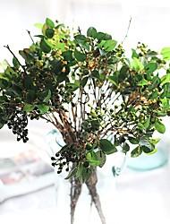 cheap -Artificial Flowers 1 Branch Rustic / Modern Plants / Eternal Flower Tabletop Flower