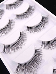 cheap -lash False Eyelashes Portable / Professional Makeup 1 pcs Eye Professional / High Quality Daily Daily Makeup Natural Curly Cosmetic Grooming Supplies