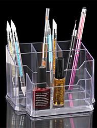 abordables -1 Pièce Bouts D'ongles Artificiels Outil Nail Art Bijoux pour ongles Design Tendance Manucure Manucure pédicure Professionnel Usage quotidien / Bijoux à ongles