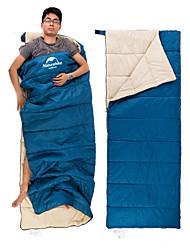 baratos -Naturehike Saco de dormir Ao ar livre 5-15 °C Retangular Algodão Leve para Campismo / Escursão / Espeleologismo Primavera & Outono
