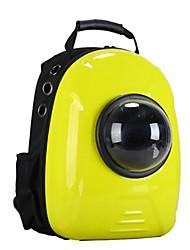 preiswerte -Hunde / Hasen / Katzen Transportbehälter &Rucksäcke Haustiere Träger Tragbar / Wasserdicht / Mini Kreativ / Modisch / Britisch Grün /