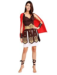 cheap -Soldier / Warrior Outfits Unisex Halloween Carnival Day of the Dead Masquerade Birthday New Year Festival / Holiday Halloween Costumes