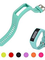 baratos -Pulseiras de Relógio para Vivosmart HR Garmin Fecho Moderno Silicone Tira de Pulso