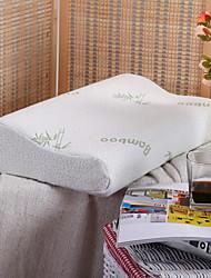 baratos -Qualidade Confortável-Superior Almofada de Espuma de Memória Tecido Elástico Confortável Travesseiro Espuma de Memória Algodão Poliéster