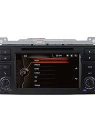 economico -7inch 1 Din 1080P HD Windows CE 6.0 Lettore DVD per BMW Bluetooth integrato / GPS / RDS - DVD-R / RW / CD-R / RW / VCD