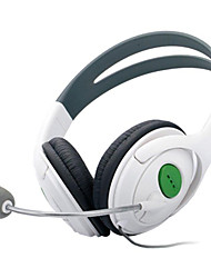 abordables -Xbox 360 Câblé Casques Pour Xbox 360,faux cuir Casques