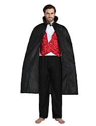 cheap -Vampire Outfits Unisex Halloween Carnival Day of the Dead April Fool's Day Masquerade Valentine's Day Birthday New Year Children's Day