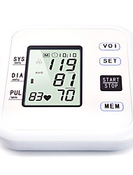 cheap -Factory OEM Blood Pressure Monitor XYJ-010 for Men and Women Sensor / Wireless use / Charging indicator