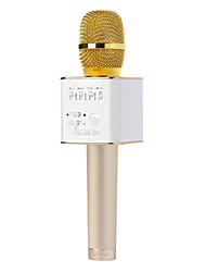 Недорогие -Q9 Bluetooth Микрофон В потолочного громкоговорителя стены Конденсаторный микрофон Ручной микрофон Назначение iPhone 7 Plus / IPhone 7 /