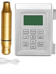Недорогие -1 х сплава татуировки для облицовки и затенение с 7-10 V Алюминиевый сплав Переменные скорости / Для профессионалов