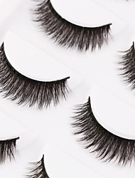 cheap -1 pcs lash False Eyelashes Portable / Pro Makeup Eye Professional / Portable Daily Daily Makeup Volumized Natural Curly Cosmetic Grooming Supplies