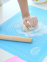 Недорогие -1шт силикагель Силиконовый гель Многофункциональный Хлеб Торты Печенье Квадратный Формы для пирожных Инструменты для выпечки