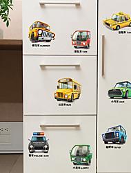 abordables -Autocollants muraux décoratifs - Autocollants avion Transport Salle de séjour / Chambre à coucher / Salle de bain