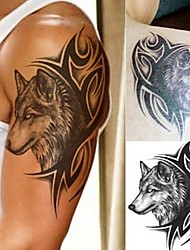 cheap -Sticker / Tattoo Sticker Arm Temporary Tattoos 5 pcs Totem Series / Animal Series Body Arts