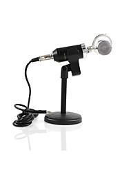 levne -KEBTYVOR BM8000 PC / Kabel Mikrofon Mikrofon Kondanzátorový mikrofon Mikrofon do ruky (handka) Pro Mikrofon k počítači