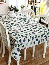 economico -Moderno / Casual PVC / ABS + PC Quadrato Tovaglie Fantasia floreale / Fantasia geometrica Decorazioni da tavola 2 pcs