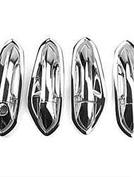 cheap -4pcs Car Door Handles Business Paste Type For Car Door For Ford Escort All years
