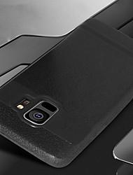 economico -Custodia Per Samsung Galaxy S9 S9 Plus Effetto ghiaccio Per retro Tinta unita Morbido TPU per S9 Plus S9 S8 Plus S8