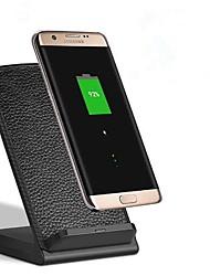 Недорогие -Беспроводное зарядное устройство Зарядное устройство USB Универсальный Беспроводное зарядное устройство Не поддерживается 2.1 A DC 5V для iPhone X / iPhone 8 Pluss / iPhone 8