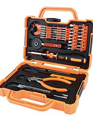 baratos -Aço + Plástico Fechos Ferramentas Caixas de ferramentas