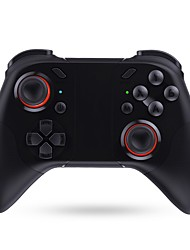 cheap -C08 Wireless Game Controllers For Android / PC / iOS, Bluetooth Portable Game Controllers ABS 1pcs unit