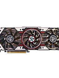 Недорогие -COLORFUL Video Graphics Card GTX1080Ti 1708 11GB / 352 бит GDDR5X