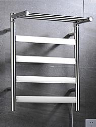 abordables -Set d'Accessoires de Salle de Bain / Barre porte-serviette / Crochet à Peignoir Design nouveau / Multicouche / Créatif Moderne /