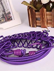 baratos -Plástico / Metal Retângular Teste padrão geométrico Casa Organização, 1pç Cabides