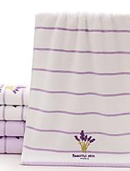 cheap -Superior Quality Wash Cloth, Geometric / Jacquard Poly / Cotton 1 pcs