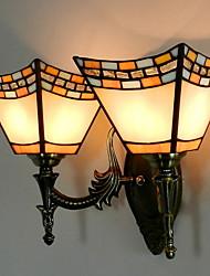 Недорогие -Новый дизайн Модерн Настенные светильники Гостиная / Спальня Металл настенный светильник 220-240Вольт 30W