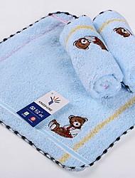 Недорогие -Высшее качество Полотенце для рук, Мультипликация Полиэстер / хлопок / Чистый хлопок 1 pcs