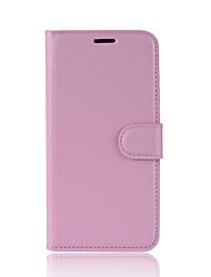 Недорогие -Кейс для Назначение Apple iPhone 11 / iPhone 11 Pro / iPhone 11 Pro Max Кошелек / Бумажник для карт / Флип Чехол Однотонный Кожа PU