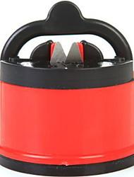 economico -Utensili da cucina Acciaio inox + plastica Facile da trasportare / Cucina creativa Gadget Affilacoltelli 1pc